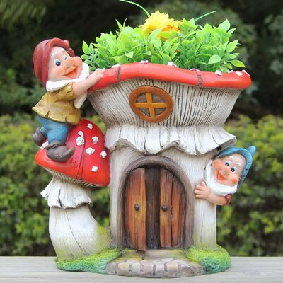 Resin Statue Planter SNF91187-2