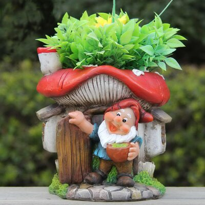 Resin Statue Planter SNF91185-2