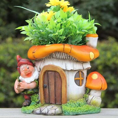 Resin Statue Planter SNF91185-1