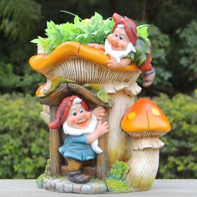 Resin Statue Planter SNF91187-1