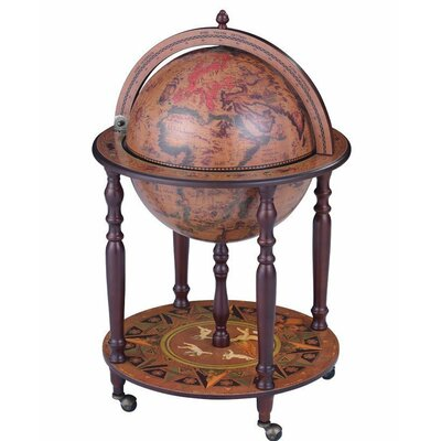 Kirchoff Globe Wine Mini Bar