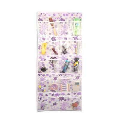 20-Pocket Shoe and Accessory Hanging Organizer