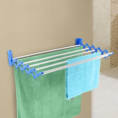 Wonderdry Wall Mounted Drying Rack CD13-40BL