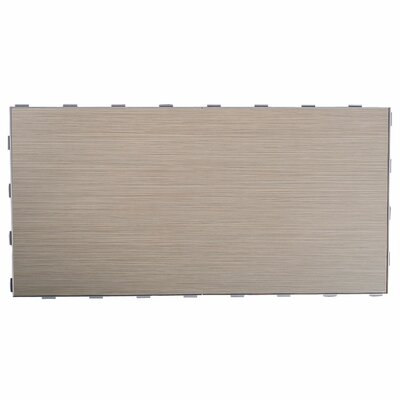 Luxury ThinLine 12 x 24 Porcelain Wood Tile in Stone Bridge