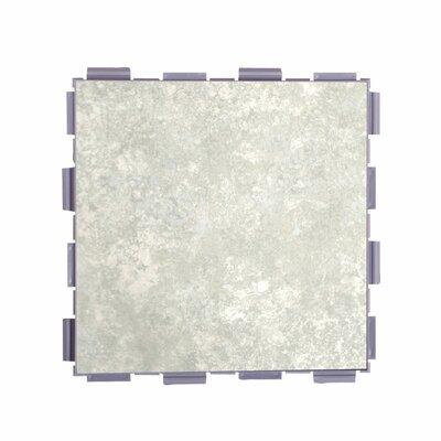 Classic Standard 6 x 6 Porcelain Field Tile in Mist