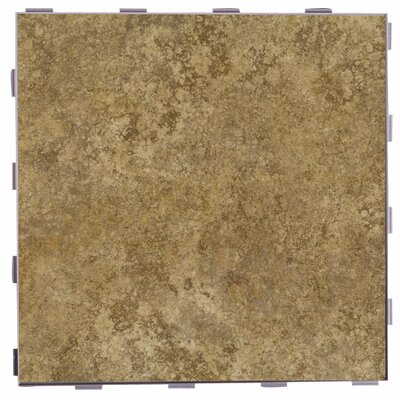 Classic ThinLine 12 x 12 Porcelain Field Tile in Driftwood
