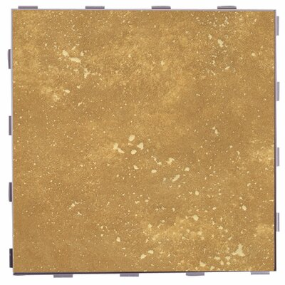 Classic ThinLine 12 x 12 Porcelain Field Tile in Latte