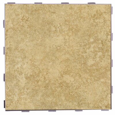 Classic ThinLine 12 x 12 Porcelain Field Tile in Sand