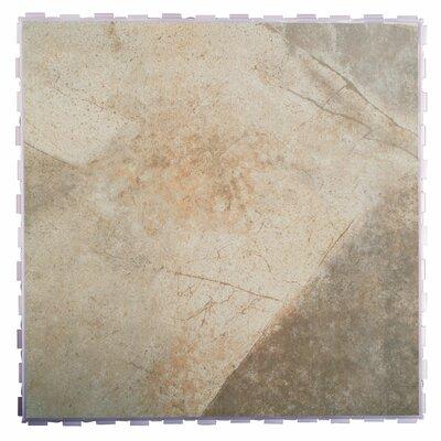 Classic Standard 18 x 18 Porcelain Field Tile in Bedrock