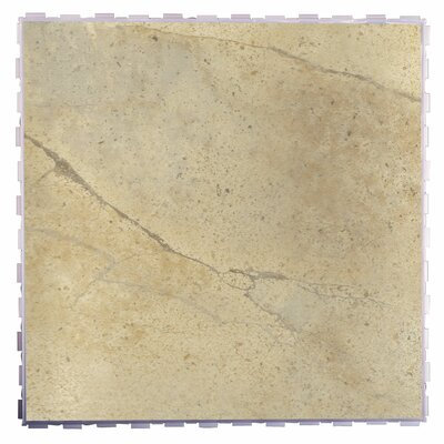 Classic Standard 18 x 18 Porcelain Field Tile in Stucco