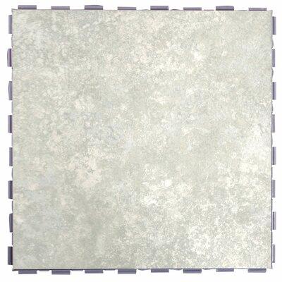 Classic Standard 12 x 12 Porcelain Field Tile in Mist