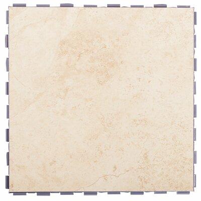 Classic Standard 12 x 12 Porcelain Field Tile in Beige