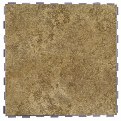 Classic Standard 12 x 12 Porcelain Field Tile in Driftwood