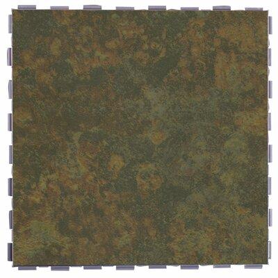 Classic Standard 12 x 12 Porcelain Field Tile in Moss