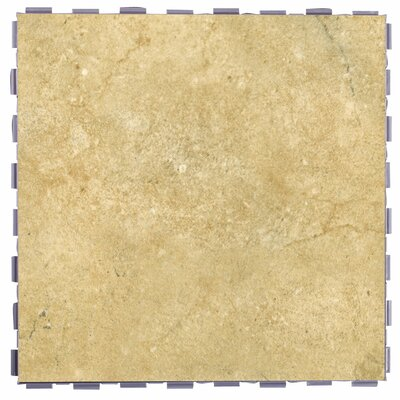 Classic Standard 12 x 12 Porcelain Field Tile in Nutmeg
