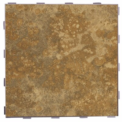 Classic ThinLine 12 x 12 Porcelain Field Tile in Camel