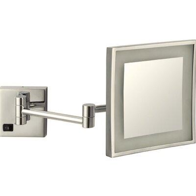 Square Wall Mounted Bathroom / Vanity Mirror Nameeks AR7701-CR-5x