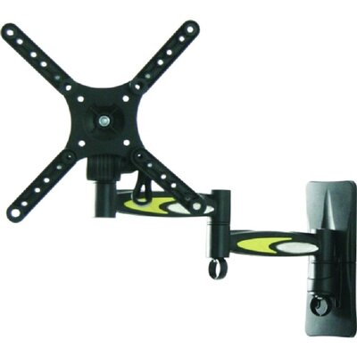 TygerClaw Full Motion Universal Wall Mount for 10-32 Flat Panel Screens