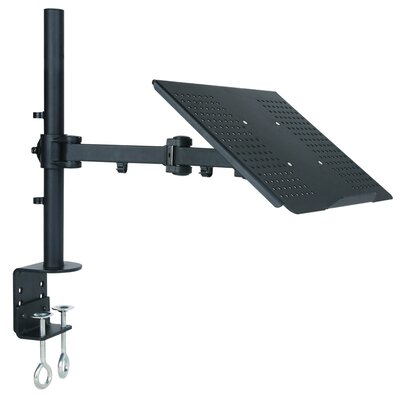 TygerClaw Single-Arm Laptop Universal Desk Mount