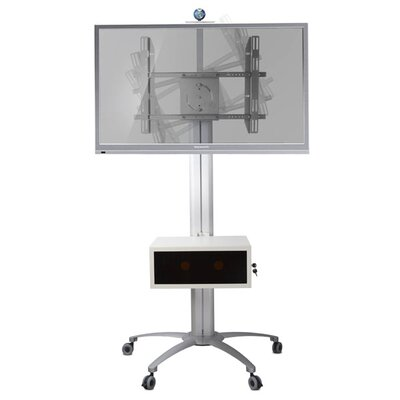 TygerClaw Mobile TV Floor Mount for 32-60 Flat Panel Screens