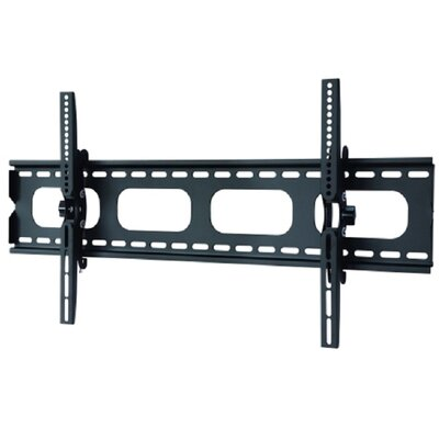 Electronic Master Tilt Universal Wall Mount for 42-70 Flat Panel Screens Finish: Black