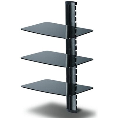 TygerClaw Triple Layer DVD Shelf