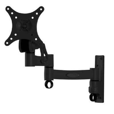 TygerClaw Full Motion Universal Wall Mount for 10-24 Flat Panel Screens