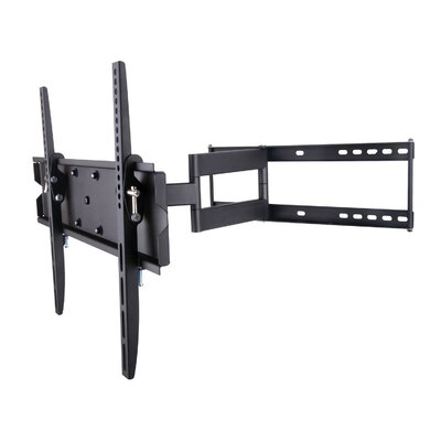 "TygerClaw Full Motion Wall Mount for 42""-83"" Flat Panel TV LCD4097BLK"