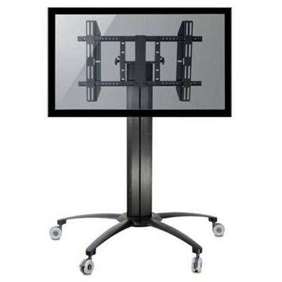 TygerClaw Mobile TV Floor Mount for 32-55 Flat Panel Screens