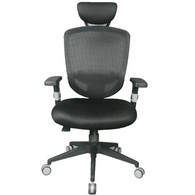 Mesh Desk Chair Adjustable Headrest 3068 Product Image