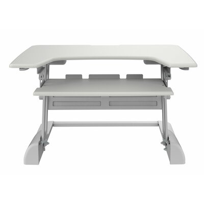 Bettye 25.2 H x 30 W Standing Desk Conversion Unit