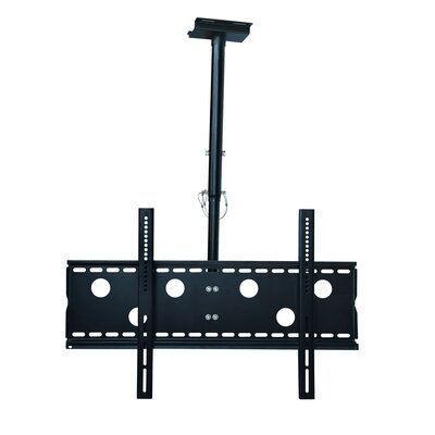 TygerClaw Tilt Ceiling Mount for 32-63 Flat Panel Screens