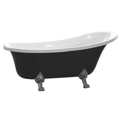 Redondo 63 x 28 Soaking Bathtub