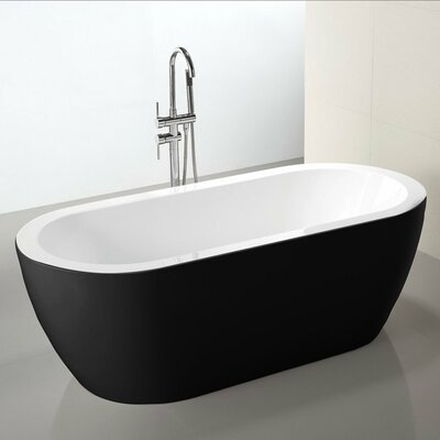 Venice 68 x 31 Soaking Bathtub