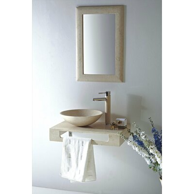 Rome 22 Wall mount Bathroom Sink