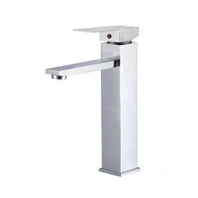 Atlantis Single Handle Bathroom Faucet Finish: Polished Chrome