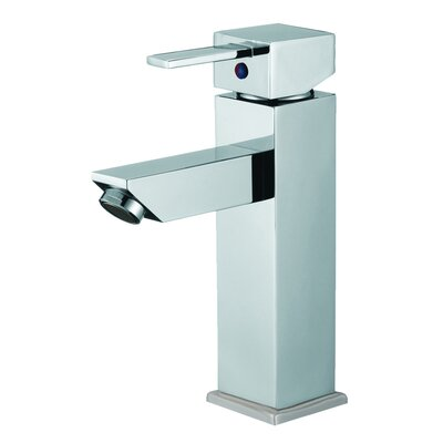 Atlantis Single Handle Bathroom Faucet Finish: Polished Chrome