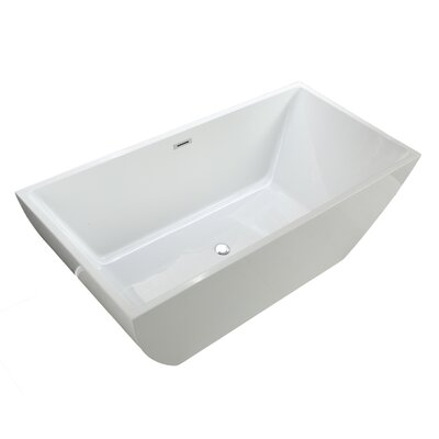 Dockweiler 67 x 33 Soaking Bathtub