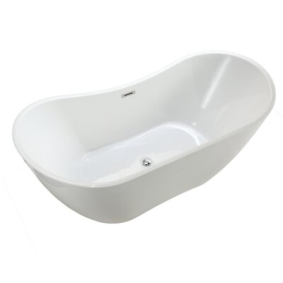 Topanga 70 x 33 Soaking Bathtub