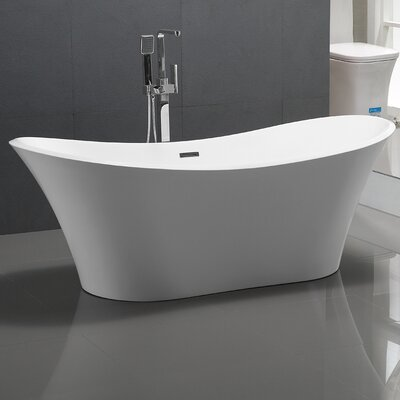 Torrance 70 x 26.5 Soaking Bathtub