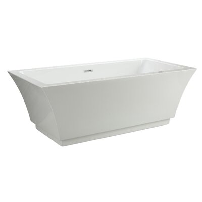 Malibu 66 x 31.5 Soaking Bathtub