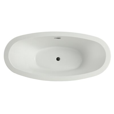 Seal 69 x 33.5 Soaking Bathtub
