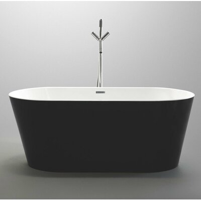 Laguna 60 x 23.6 Soaking Bathtub