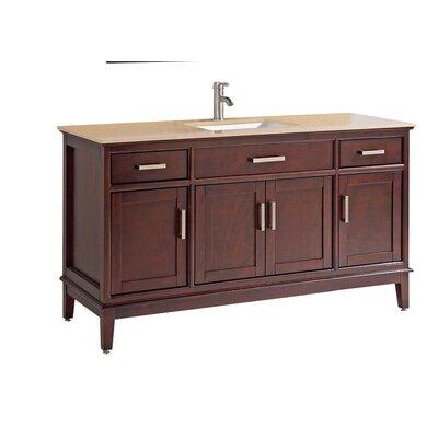 Middleton Modern 60 Single Bathroom Vanity Set