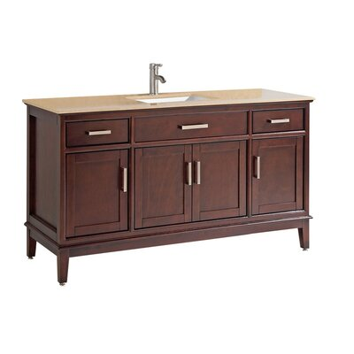 Middleton Modern 48 Single Bathroom Vanity Set