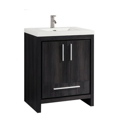 Peiffer Modern 36 Single Bathroom Vanity Set