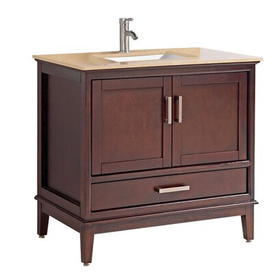 Middleton Modern 36 Single Bathroom Vanity Set