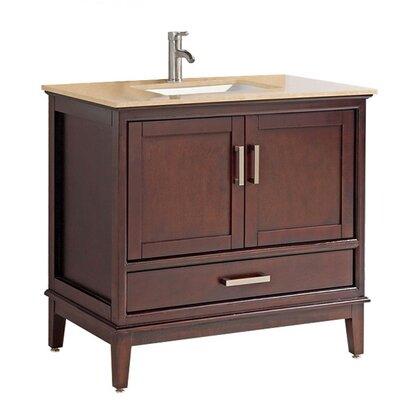 Middleton Modern 30 Single Bathroom Vanity Set