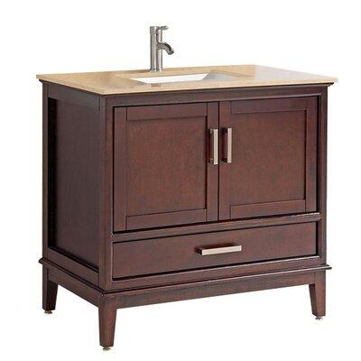 Middleton Modern 24 Single Bathroom Vanity Set