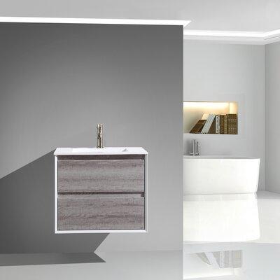 Pedersen 24 Single Sink Bathroom Vanity